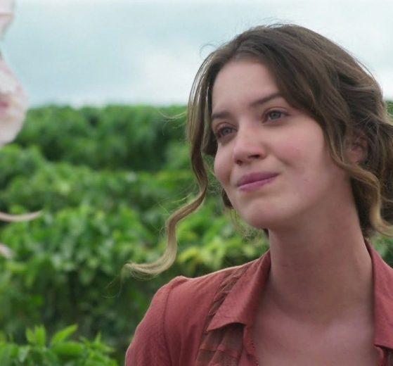Nathalia Dill (Elisabeta) em cena de Orgulho e Paixão (Foto: Reprodução/Globo)