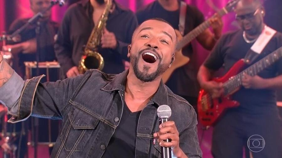 Alexandre Pires (Foto: TV Globo)