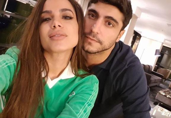 Anitta e o marido Thiago Magalhães (Foto: Reprodução/Instagram)