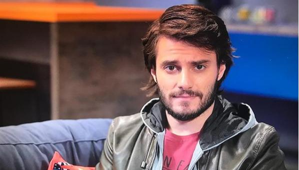 O ator Hugo Bonemer (Foto: Reprodução/Instagram)