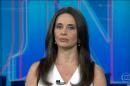 A jornalista Carla Vilhena. (Foto: Reprodução/TV Globo)