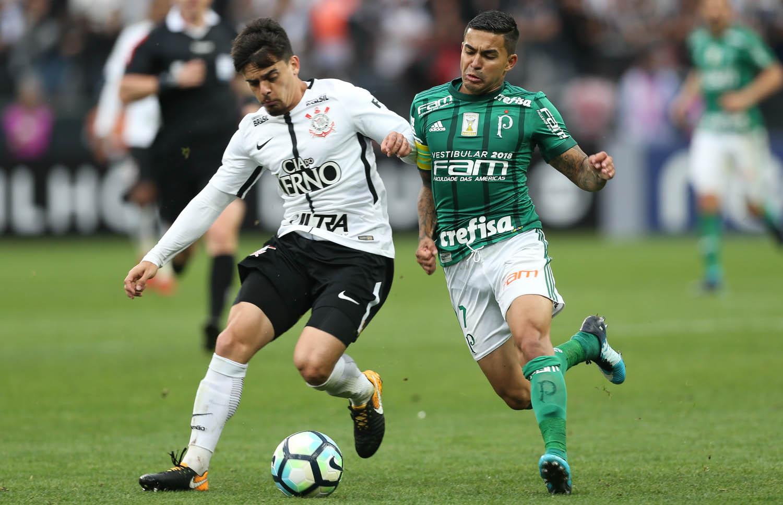 Globo vai exibir Corinthians x Palmeiras em horário alternativo do futebol (Foto: Divulgação)
