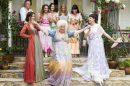 Família Benedito é convidada para o grande baile em Orgulho e Paixão (Foto: Globo/Marília Cabral)