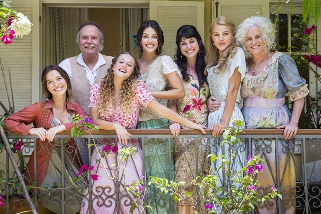 A família Benedito em Orgulho e Paixão (Foto: Globo/Marília Cabral
