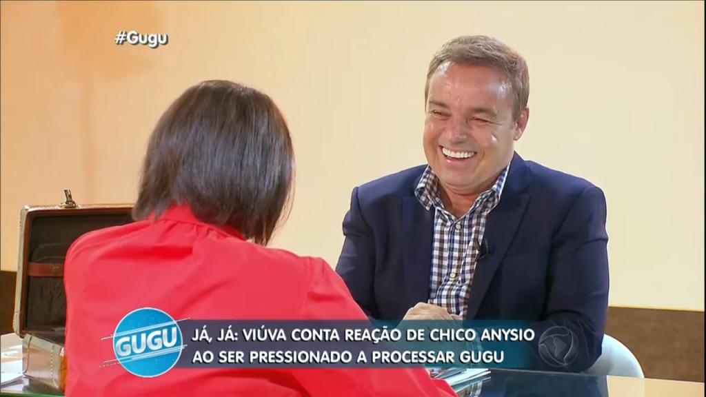 Gugu. Foto do site da O TV Foco que mostra Ainda de férias, Gugu Liberato prepara retorno ao Brasil e aguarda reality show