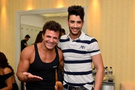 Eduardo Costa e Gusttavo Lima (Foto: Divulgação)
