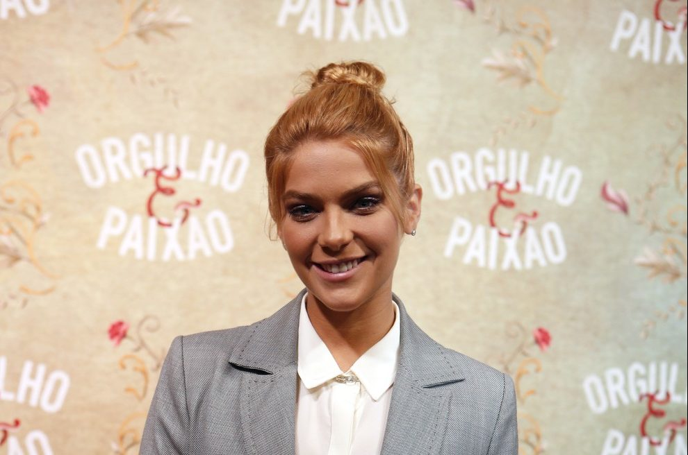 A atriz Isabella Santoni. (Foto: Fábio Rocha/Gshow)
