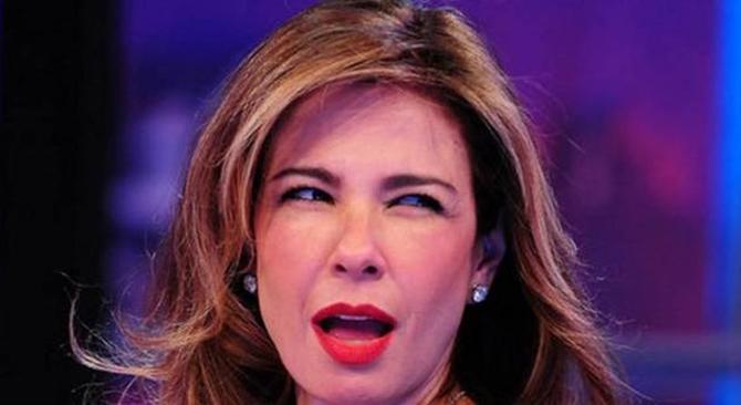 Luciana Gimenez evita falar de sua separação com Marcelo de Carvalho
