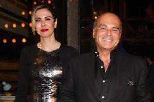 Marido Luciana. Foto do site da O TV Foco que mostra Voltaram? Luciana Gimenez elogia exmarido na TV após separação