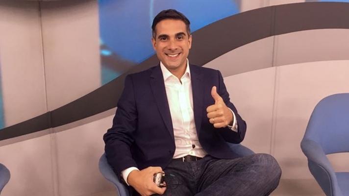Gustavo Villani é o novo contratado da Globo. (Foto: Divulgação)