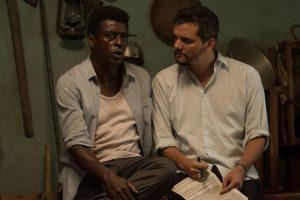 Filmes Filme. Foto do site da O TV Foco que mostra Marighella: novo filme dirigido por Wagner Moura será exibido pela Globo em formato de minissérie