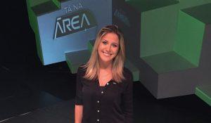 Bárbara Coelho vai integrar elenco do Central da Copa na Globo. (Foto: Divulgação)