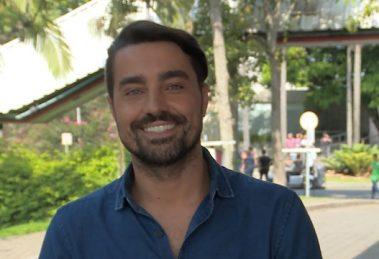 O ator Ricardo Pereira (Foto: TV Globo)