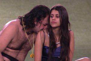 Ana Paula. Foto do site da O TV Foco que mostra Eliminado, Diego assume atração que sentia por Ana Paula no BBB18
