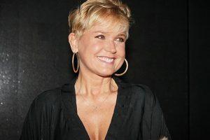 A apresentadora Xuxa (Foto: Reprodução)