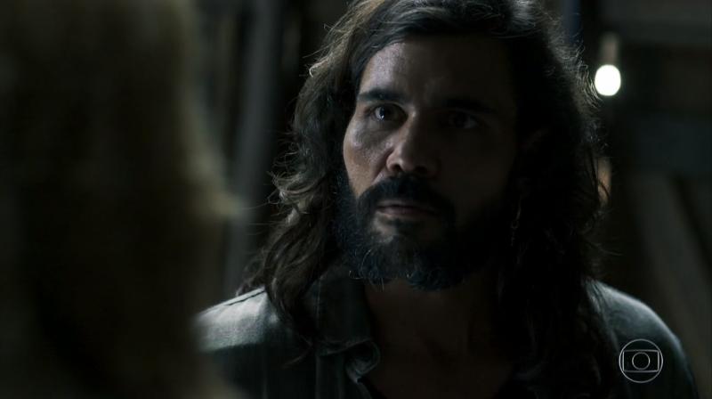 Foto do site da  que mostra O Outro Lado do Paraíso: Mariano revela como sobreviveu após tesouradas de Sophia