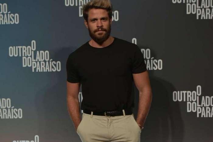 Alexandre Claveaux será um gay em próxima novela da Globo (Foto: Divulgação)