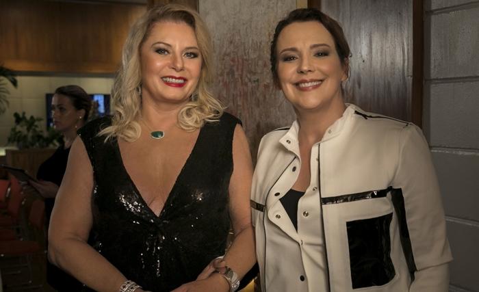 Vera Fischer e Ana Beatriz Nogueira em Malhação: Vidas Brasileiras (Foto: Globo/Sérgio Zalis)