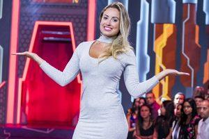 A sister Jéssica, eliminada do BBB18 (Foto: Globo/Paulo Belote)