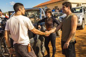 Hermano (Gabriel Leone), Maria (Alice Wegmann) e Nonato (Marco Pigossi) (Foto: Globo/Estevam Avellar)