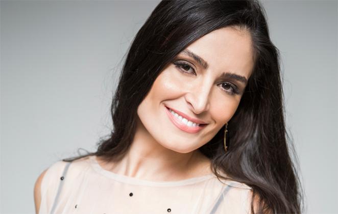 A atriz Franciely Freduzeski (Foto: Divulgação)