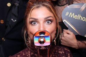 Além de muitos elogios, Grazi ganhou prêmios por sua Larissa em Verdades Secretas (Foto: Divulgação/Gshow)
