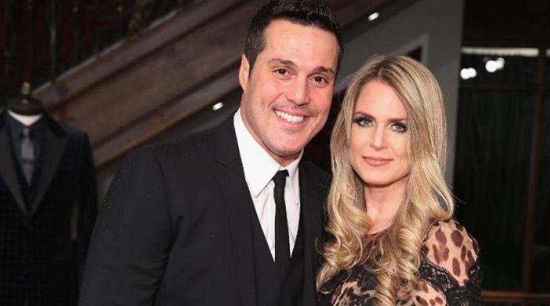 Júlio Cesar e Susana Werner (Foto: Reprodução)