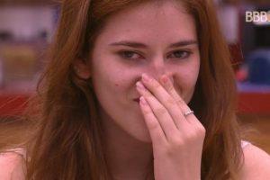 "Bbb18 Breno. Foto do site da O TV Foco que mostra BBB18: ""Vai ser tudo ver Ana Clara beijando Breno na retrospectiva"", dispara Gleici"