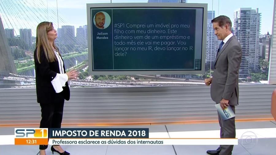 Carlos Tramontina cai em pegadinha de internauta (Foto: Reprodução)