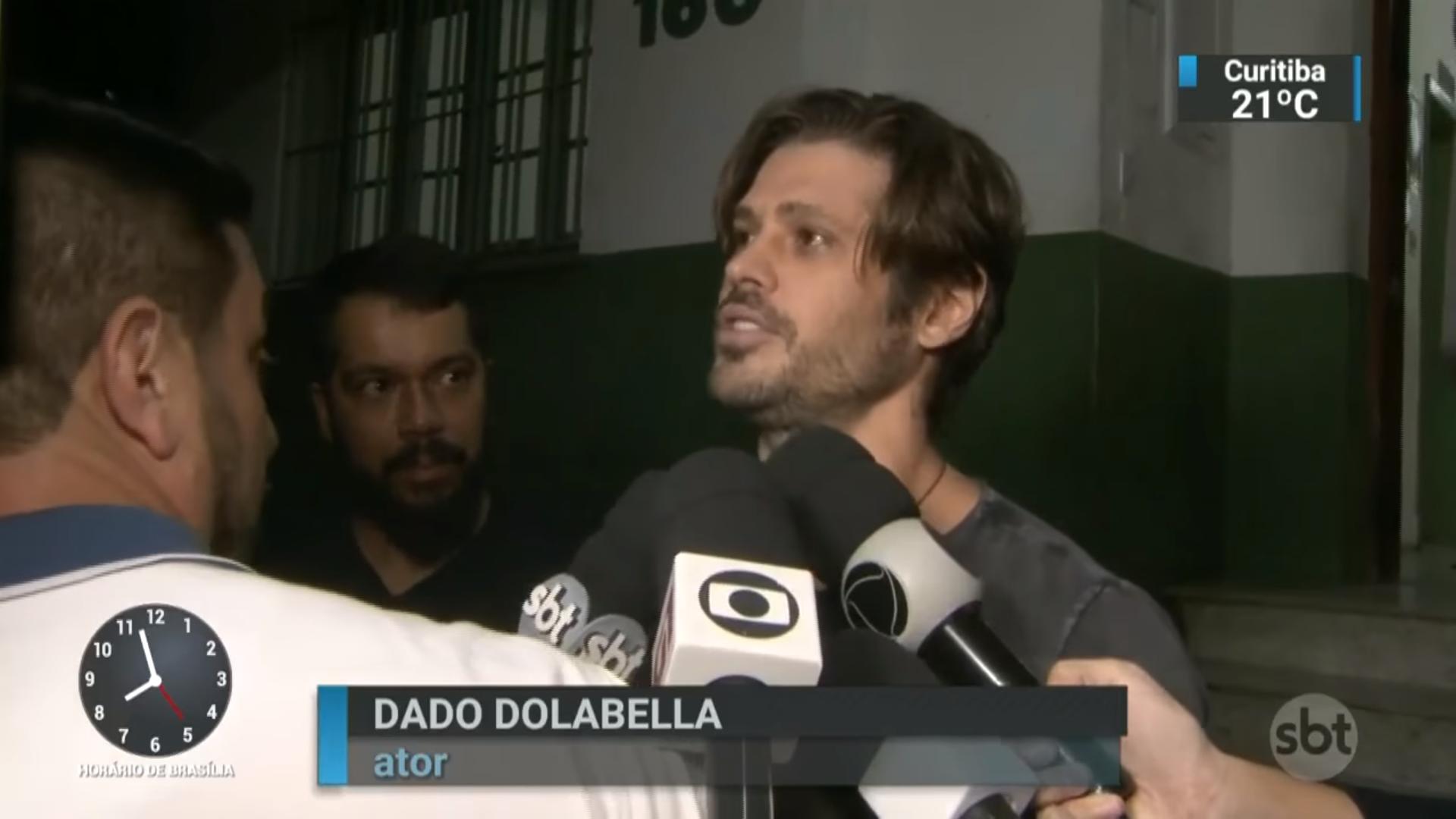 O ator Dado Dolabella. (Foto: Reprodução)
