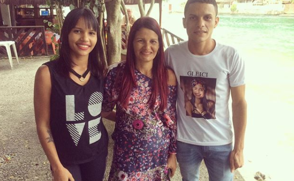 Família de Gleici (Foto: Reprodução/Instagram)
