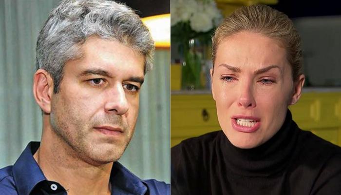 Gustavo Correa e Ana Hickmann (Foto: Divulgação/Reprodução Record/Montagem TV Foco)