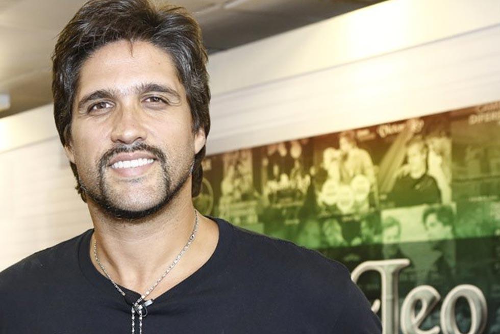 O cantor sertanejo Leo Chaves (Foto: Divulgação)