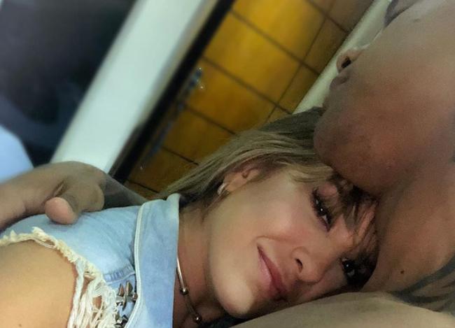 Leo Santana ganha homenagem de Lorena Improta (Foto: Reprodução/Instagram)