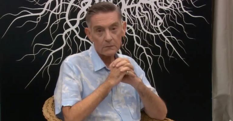 O autor de diversos livros e ex-apresentador da RedeTV!, Luiz Gasparetto (Foto: Reprodução)