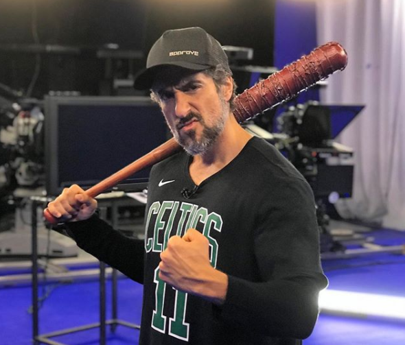 O apresentador Marcos Mion. (Foto: Reprodução/Instagram)