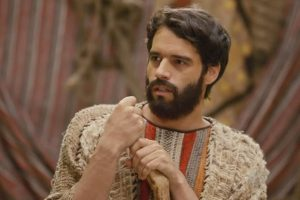 Celebridades Deixa. Foto do site da O TV Foco que mostra Guilherme Winter deixa o elenco de Topíssima e passa a integrar time da novela Jesus