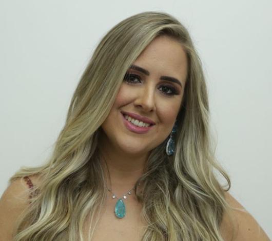 Kaysar Patricia. Foto do site da O TV Foco que mostra BBB18: Patrícia revela motivo triste que a fez emagrecer e comove