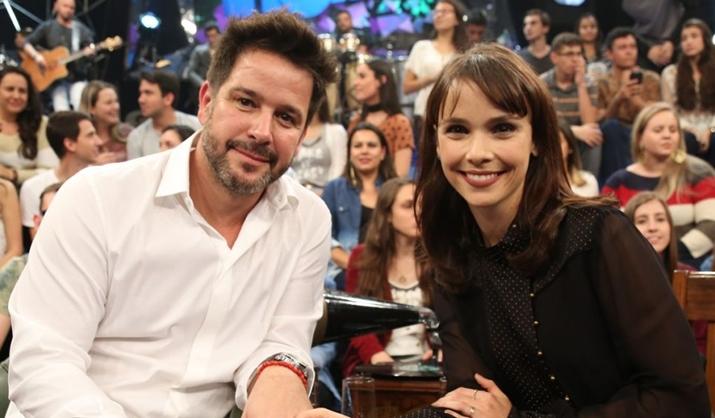 Murilo Benício e Débora Falabella estarão juntos em nova série da BBC no Brasil. (Foto: Divulgação)