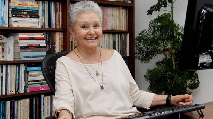 Maria Adelaide Amaral escreverá supersérie sobre o compositor Carlos Gomes. (Foto: Divulgação)