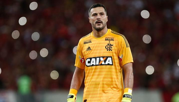 Ex-goleiro Julio Cesar pode ser o novo contratado da Globo para a Copa do Mundo. (Foto: Divulgação)