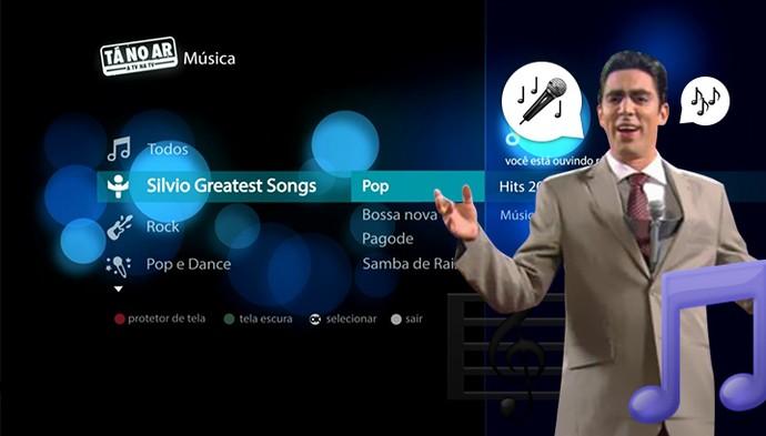 Silvio Greatest Songs (Foto: Reprodução)