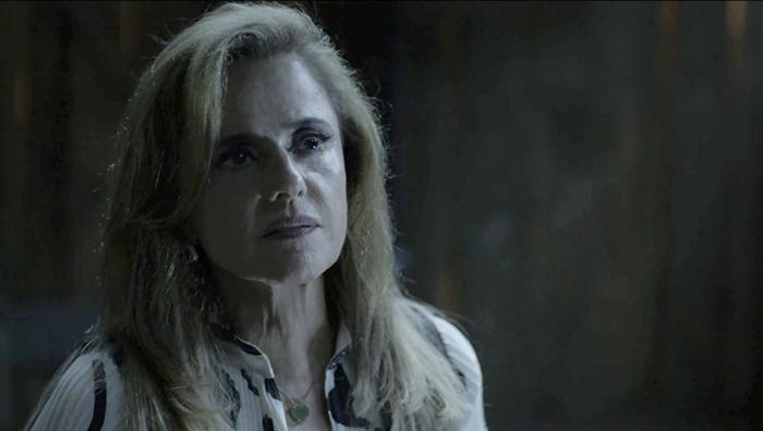 Sophia (Marieta Severo) em cena de O Outro Lado do Paraíso (Foto: Divulgação/Globo)