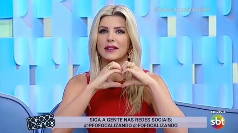 Após participação, Íris Stefanelli deve ser a nova contratada do Fofocalizando