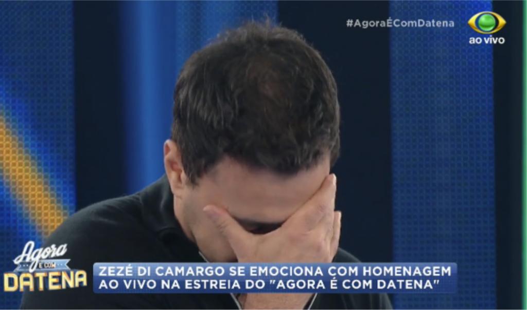 Zezé Di Camargo surpreendeu ao falar de doença do pai Francisco (Foto reprodução)