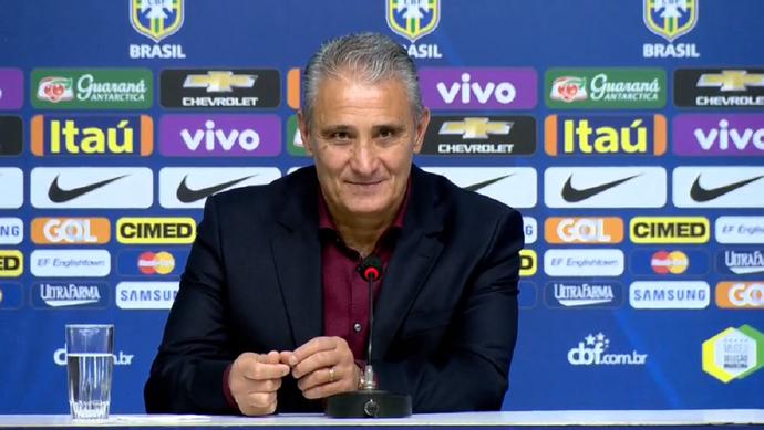 O Técnico Tite vai anunciar os convocados da Seleção para a Copa (Foto: Divulgação)