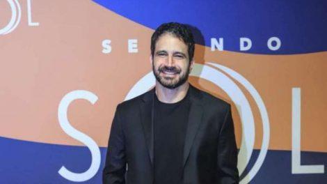 Caco Ciocler será Edgar - TV Globo / Paulo Belotte