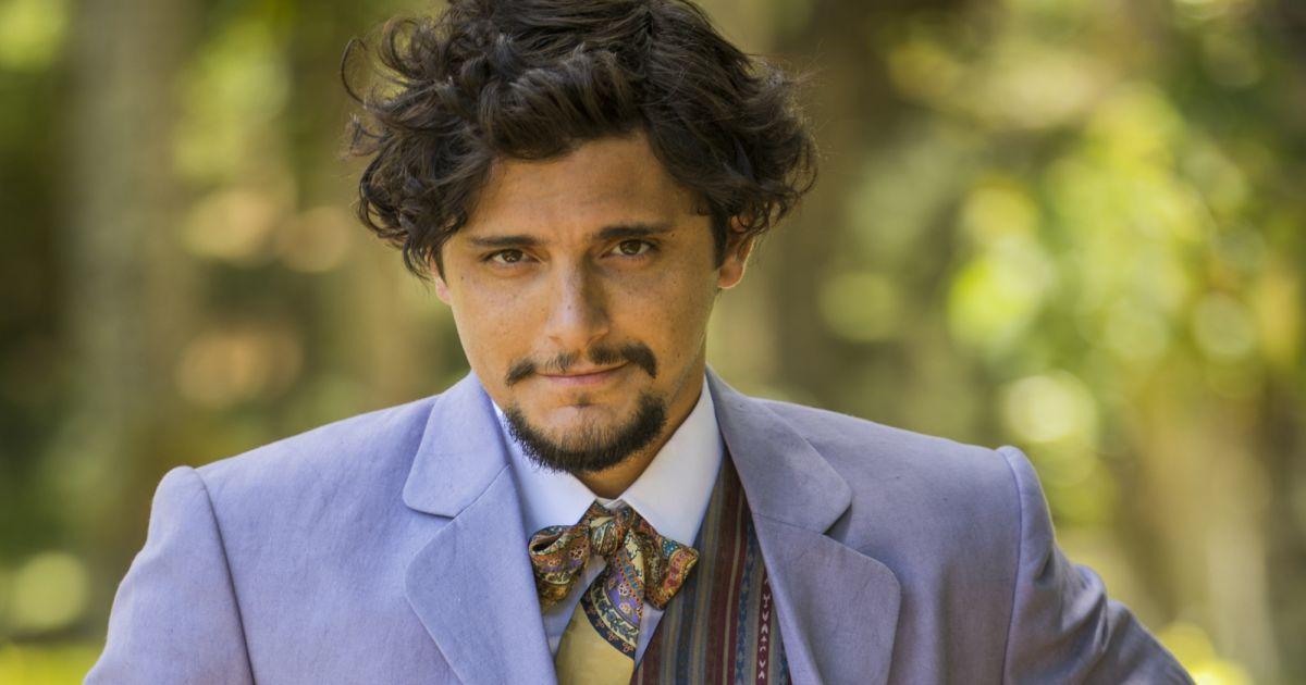 Diogo Uirapuru (Bruno Gissoni) (Foto: Reprodução)