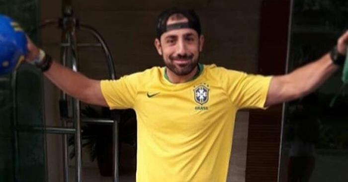 Tem Na Web - Família de Kaysar chegou no Brasil e ex-BBB comemora o quase encontro
