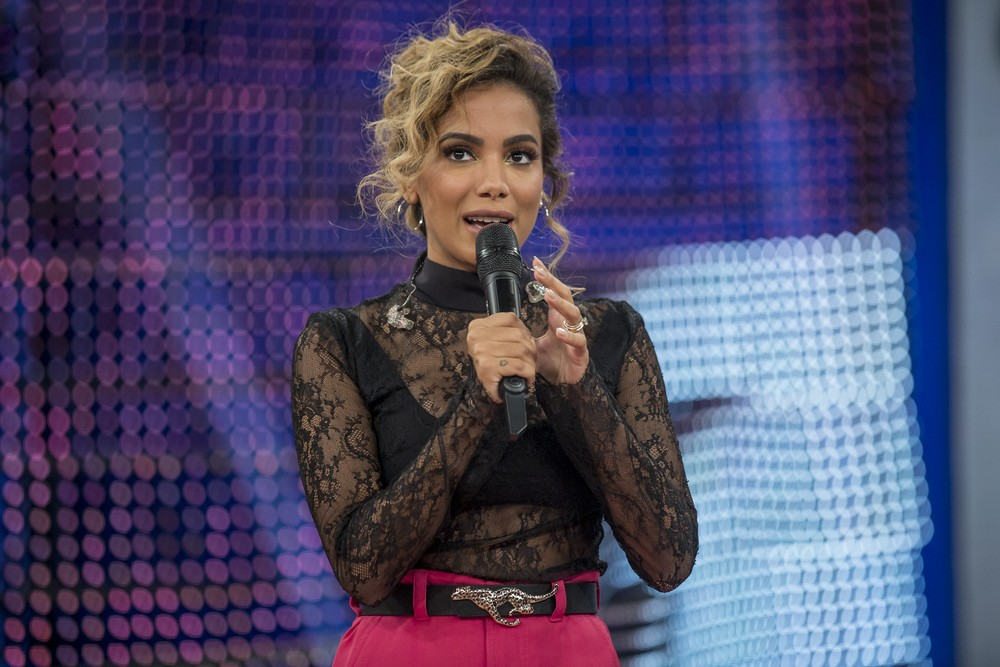 A cantora Anitta (Foto: Artur Meninea/Gshow)